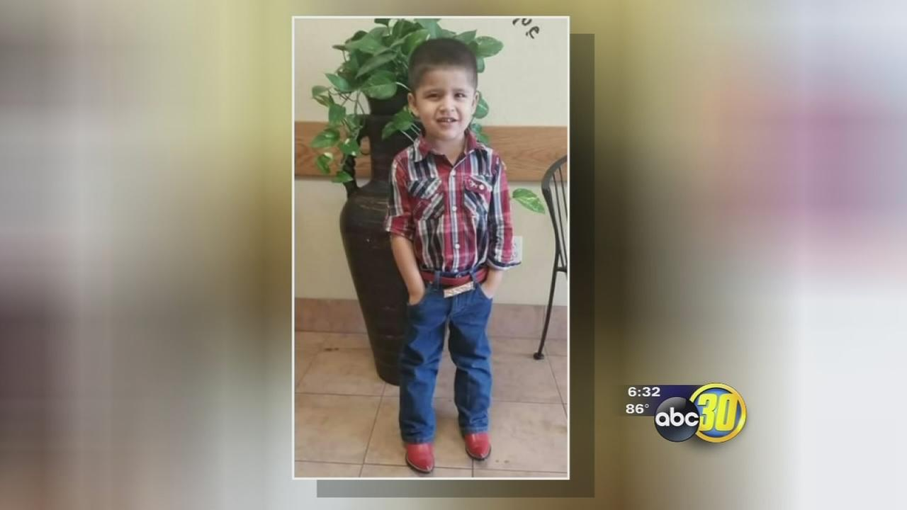 5-year-old boys death prompts safer roads in Kings County