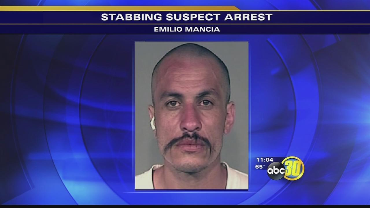 Suspect identified in deadly Central Fresno stabbing