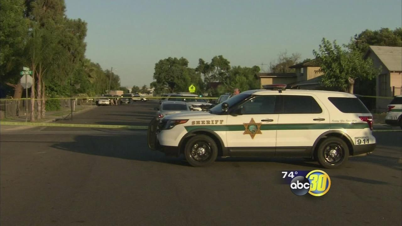 Investigation underway into officer-involved shooting in Malaga