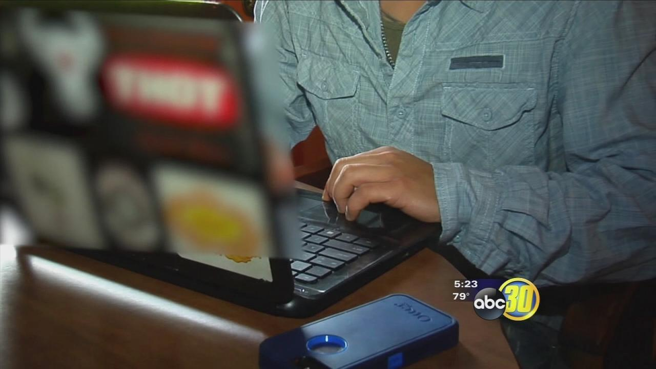 Safe from Scams: Check fraud almost entraps young man looking for job online