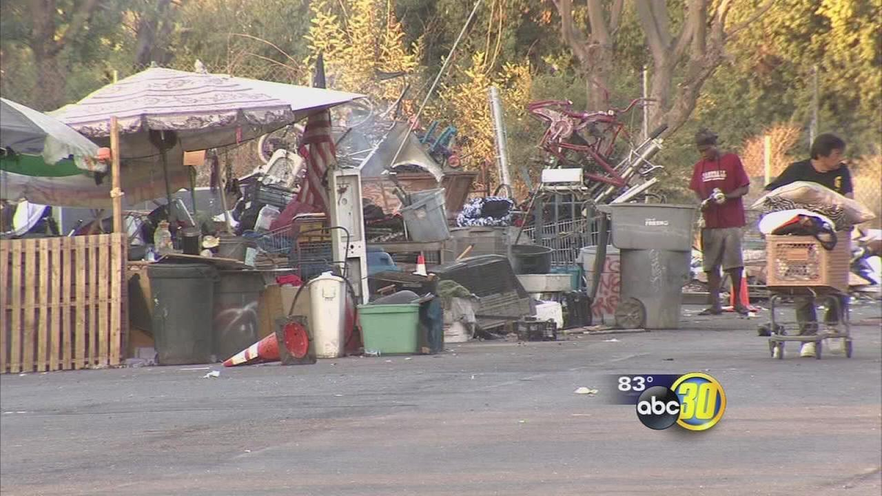 Fresno mayors claim of 50 percent reduction in homelessness raises eyebrows