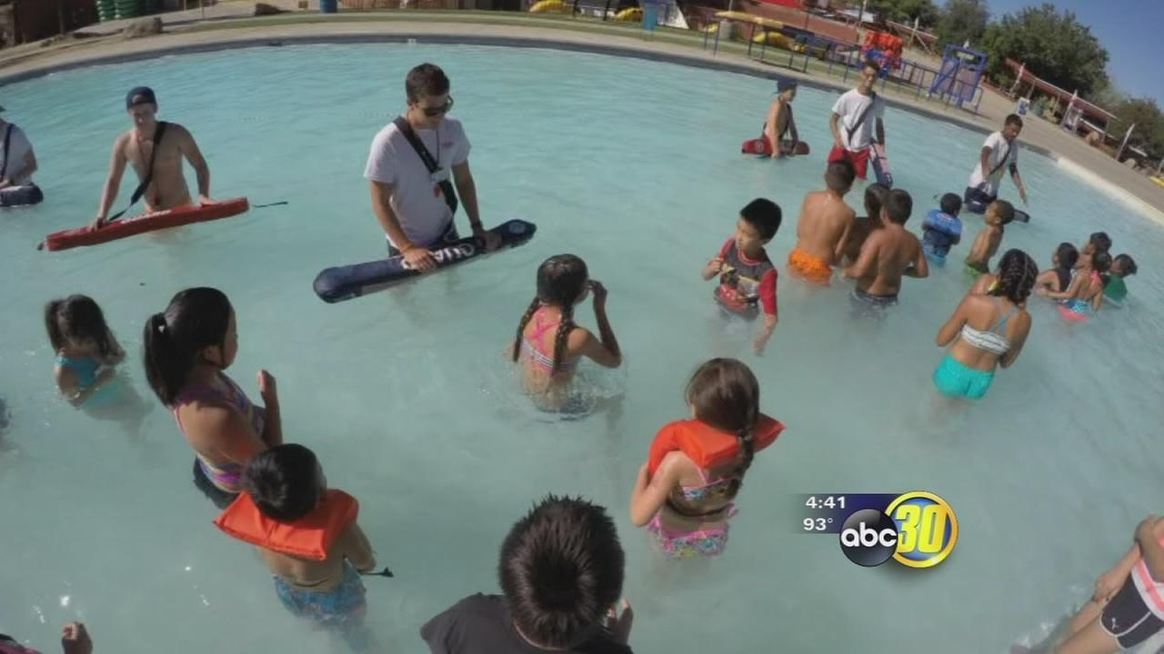 Wild Water offers free admission during world record attempt