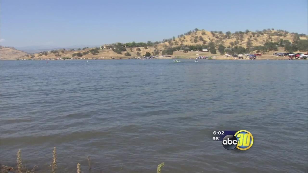 Man drowns at Millerton Lake