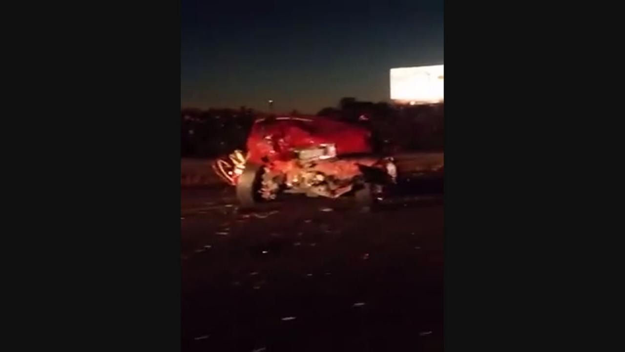 Wrong way driver killed in Freeway 99 crash