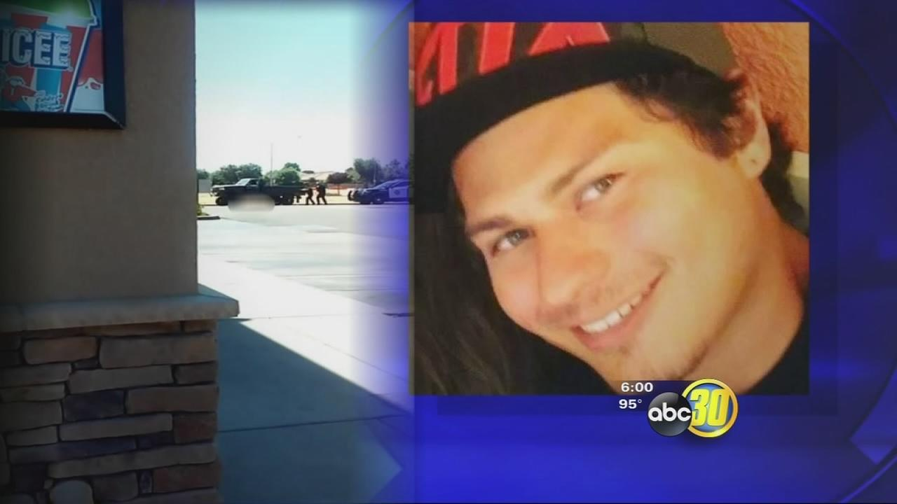New video shows portion of deadly Fresno police shooting
