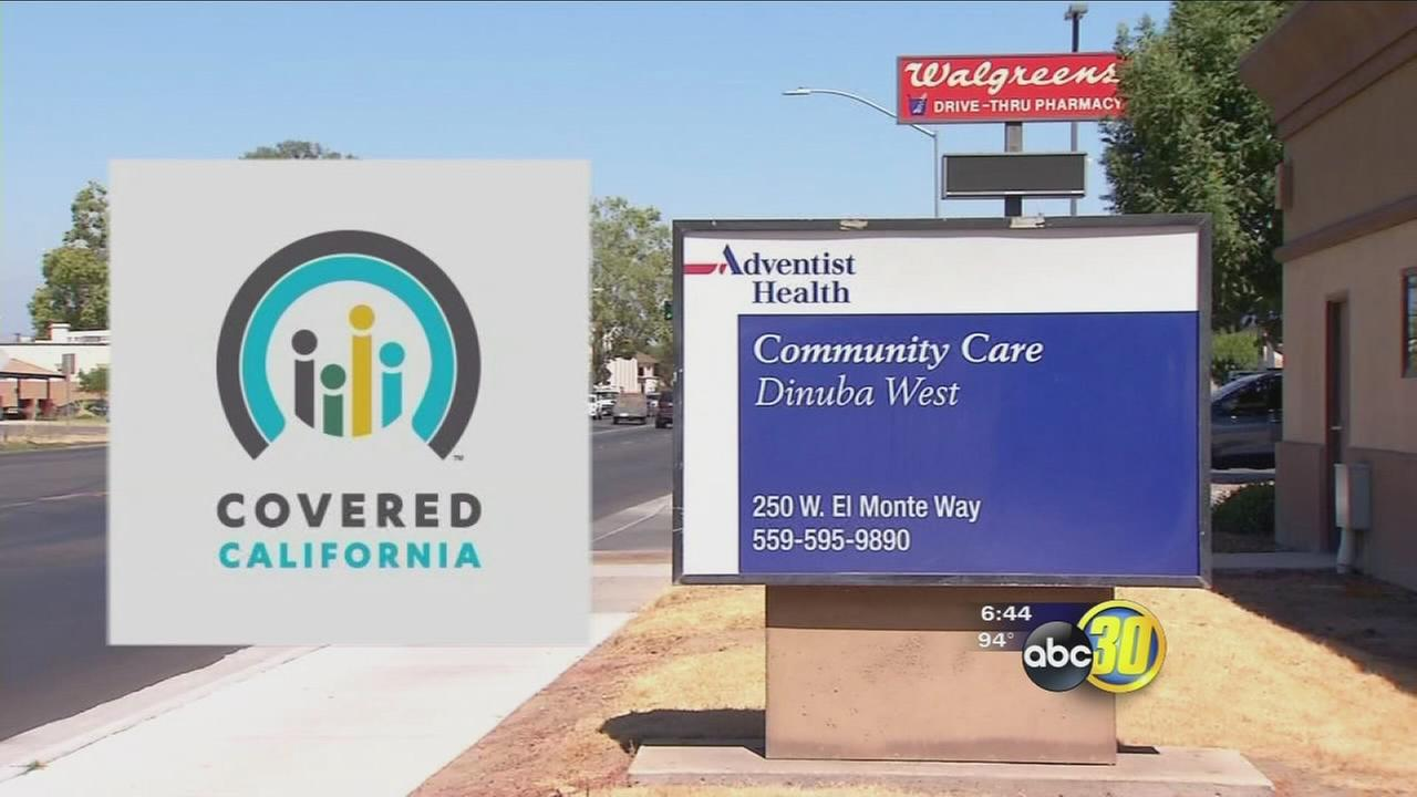 Valley residents enrolled in Covered California preparing for rate increase