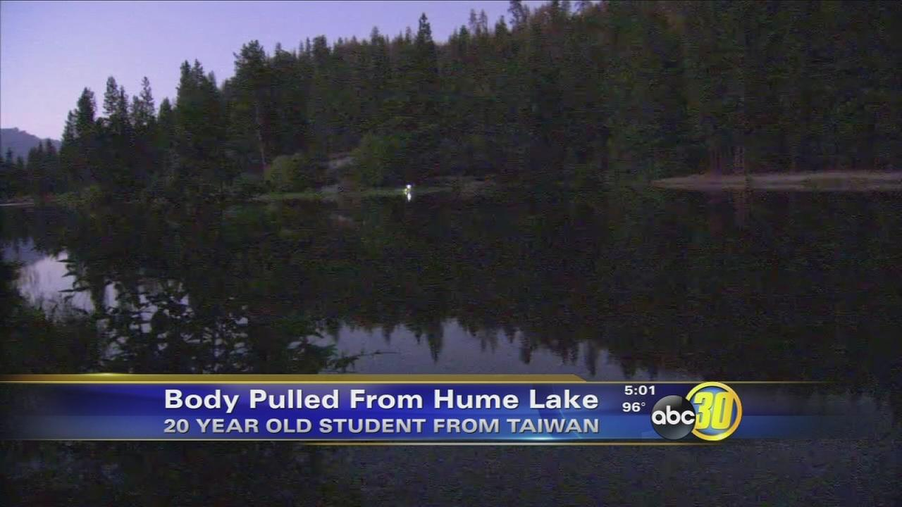 Body recovered from Hume Lake