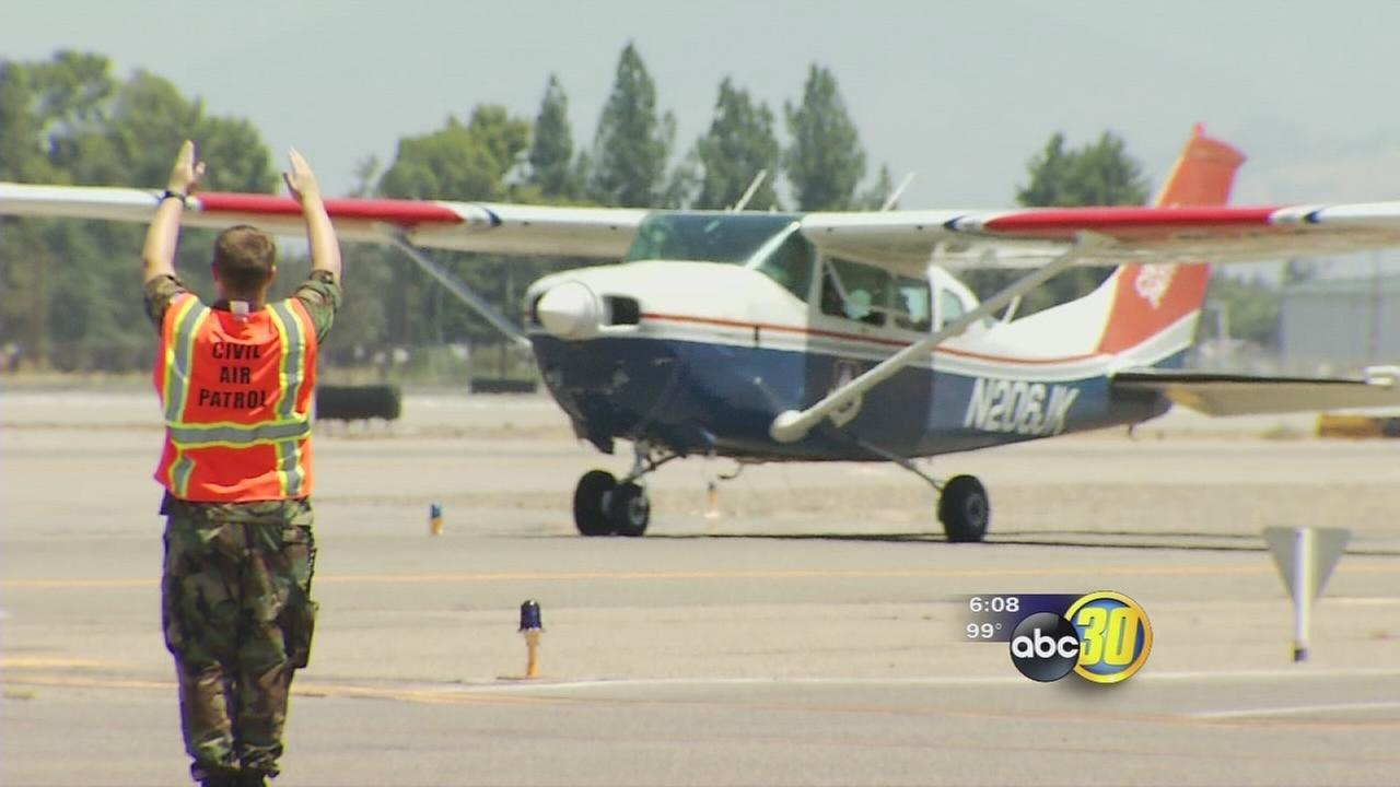 Elite search and rescue team hopefuls train in Fresno