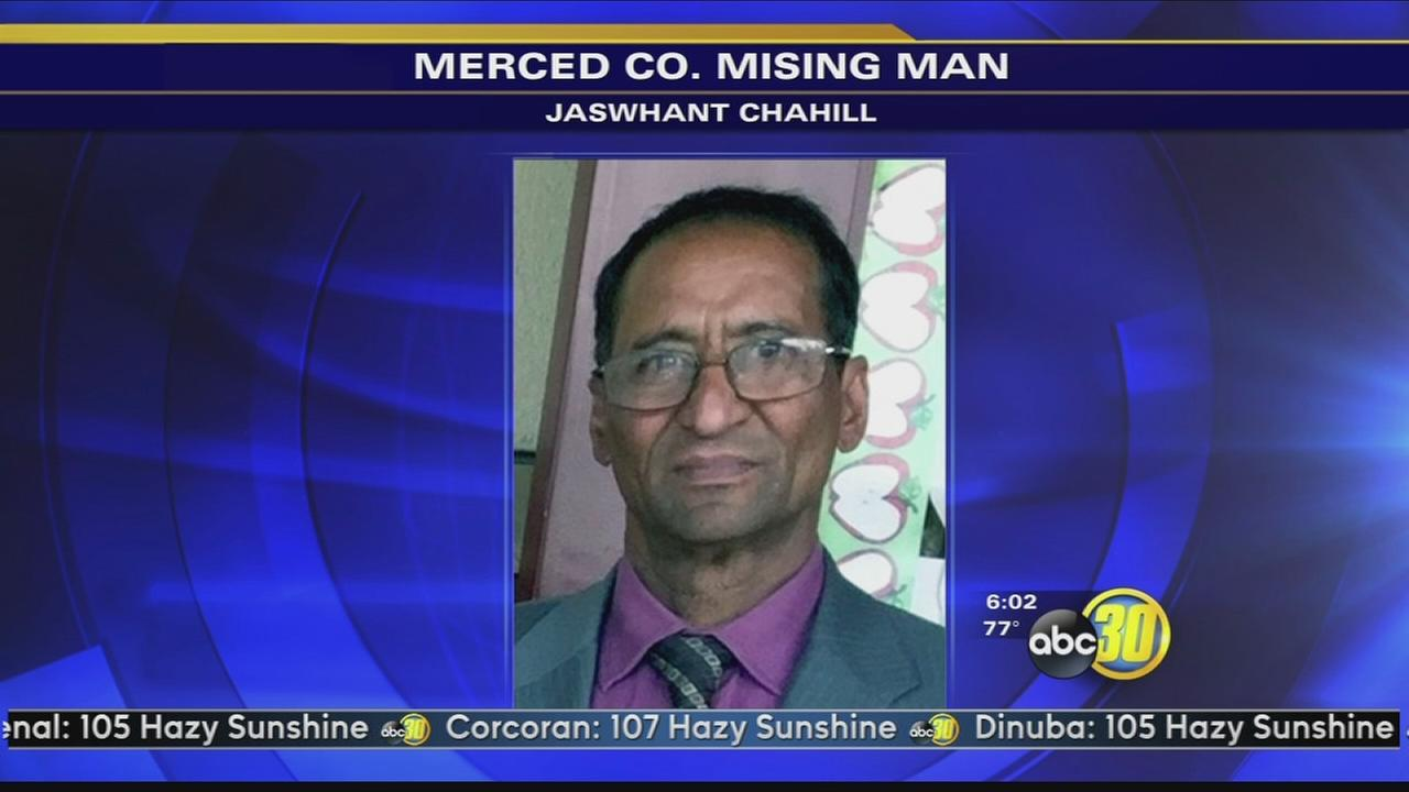 Family searches for missing man in Hilmar