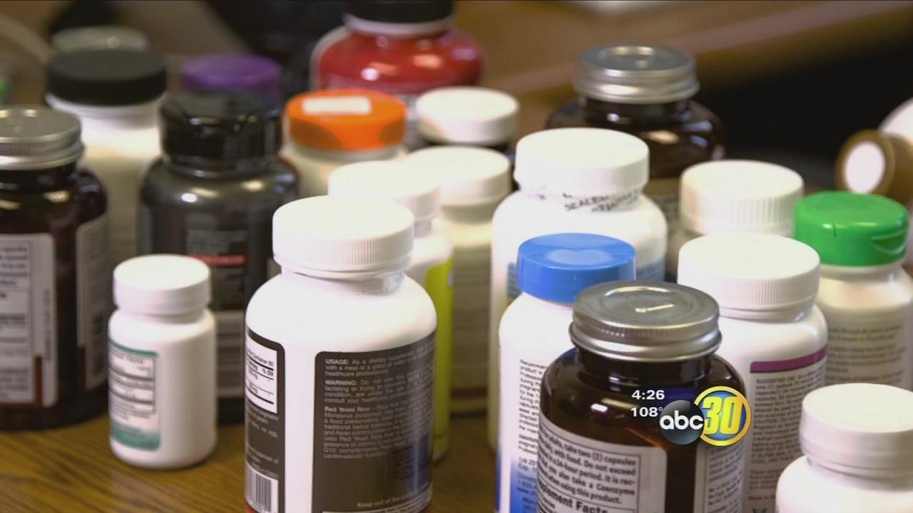 Harmful Supplements