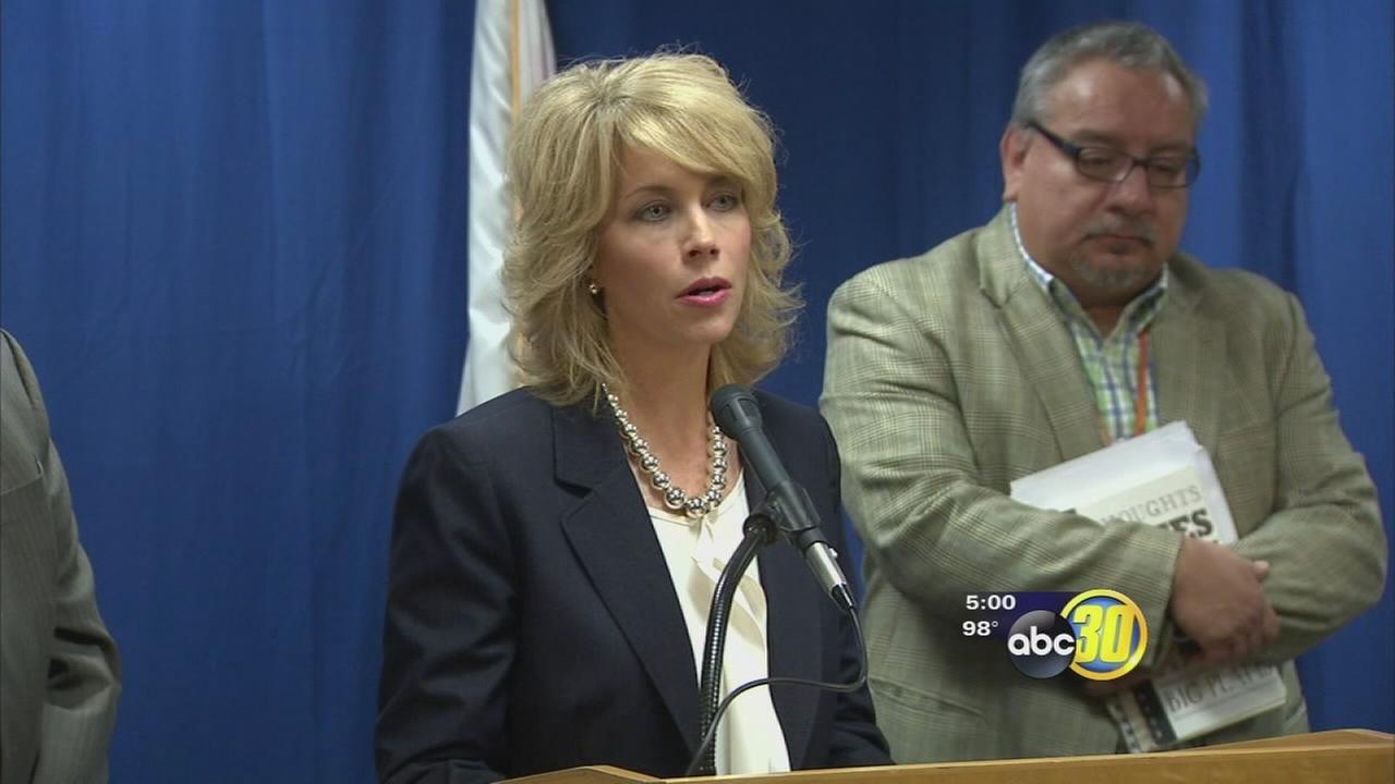 Fresno Mayor vows to fix Northeast Fresno water problems