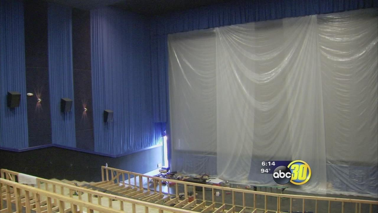 Beer, wine, better seats will soon be available at Sierra Vista Cinema