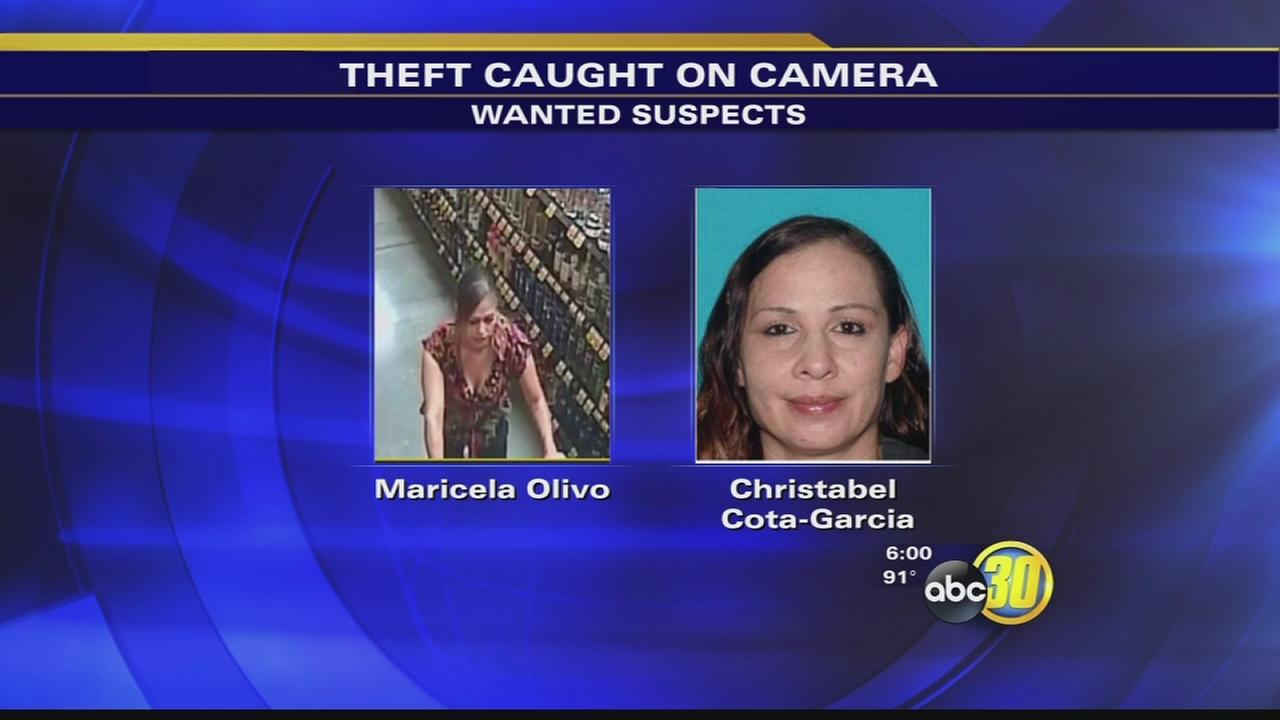 Fresno PD looking for suspects who stole wallet with $8K in it from woman in SE Fresno