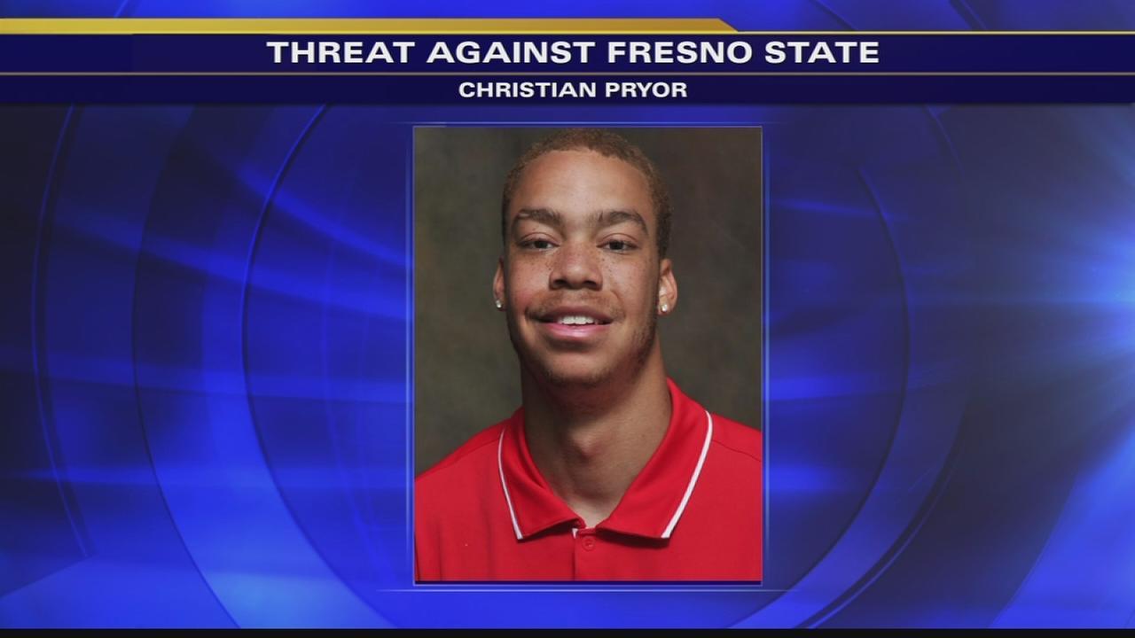 Fresno State threat maker apologizes, gets punished