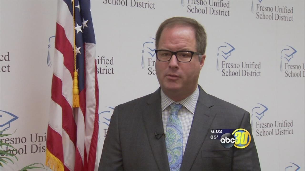 Fresno Unified Superintendent speaks out after e-mail draws criticism