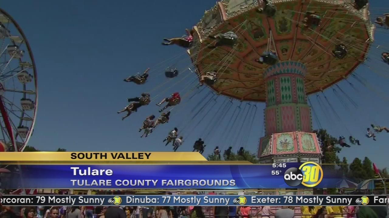 Tulare County Fair prepares to open