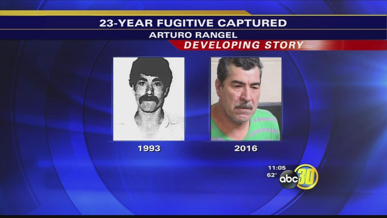 Sex offender caught and brought back to Fresno County after two decades on the run