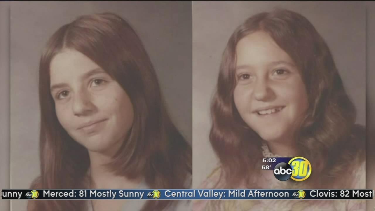 DNA match brings arrests in Yuba County girls 1973 killings