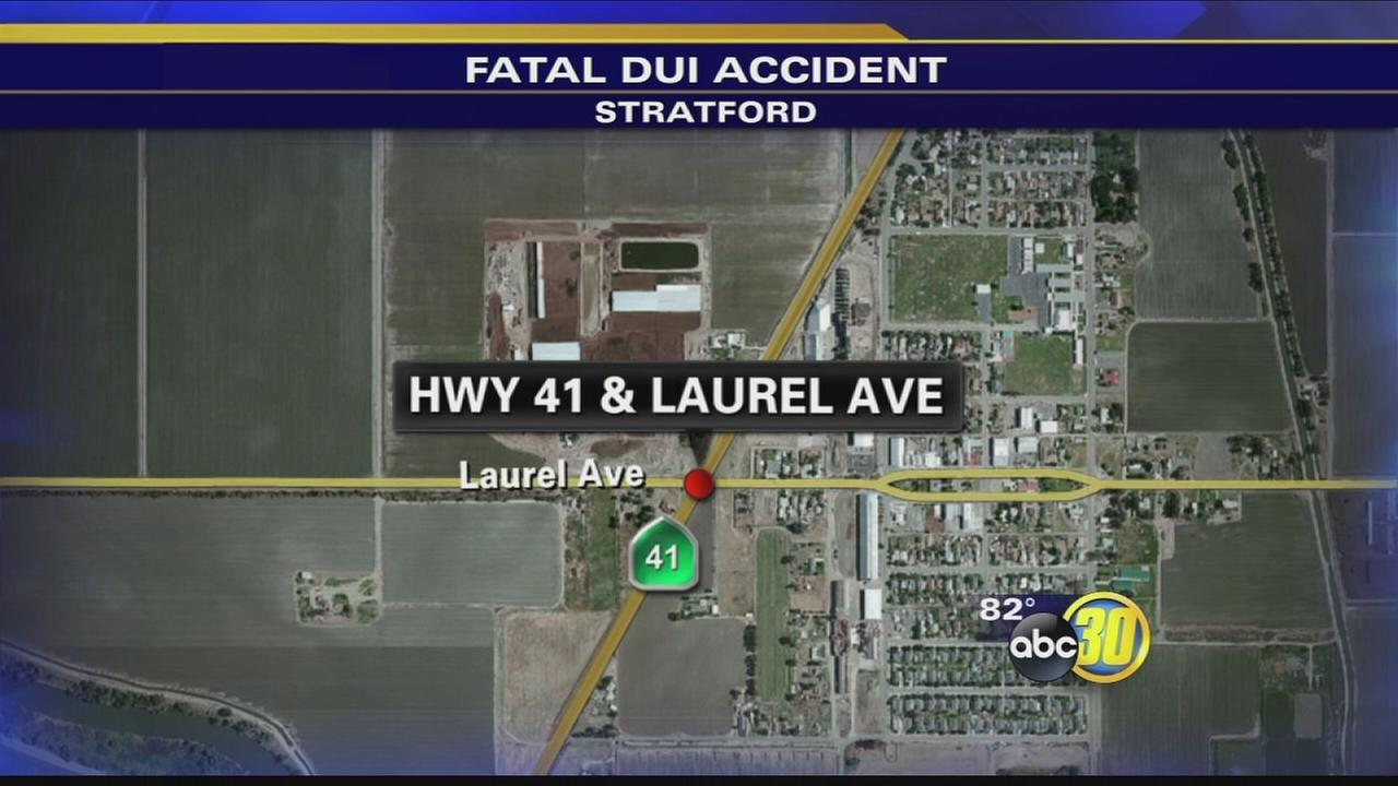1 person dead 3 critically injured in DUI crash in Stratford