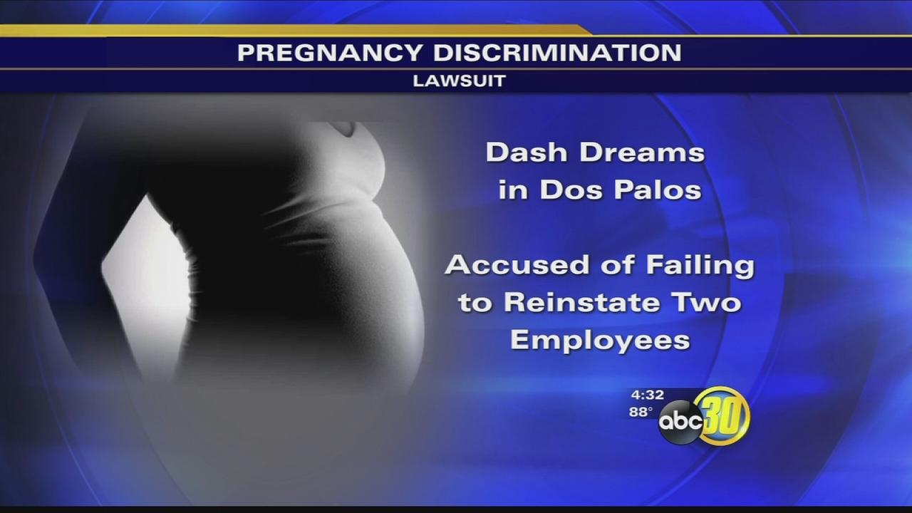 North Valley company being sued for pregnancy discrimination