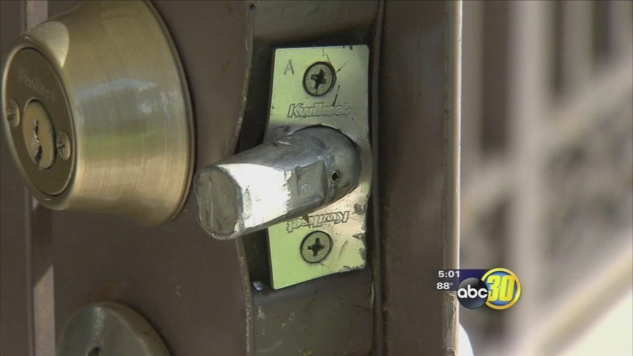 Girl Scout Northwest Fresno headquarters burglarized