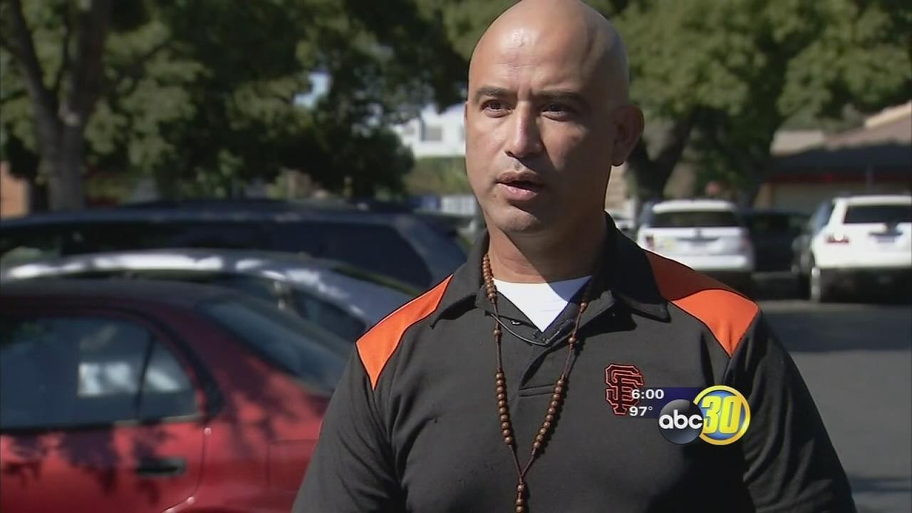 Merced County Sheriffs Deputy shot weeks ago in Delhi on the mend and speaking out