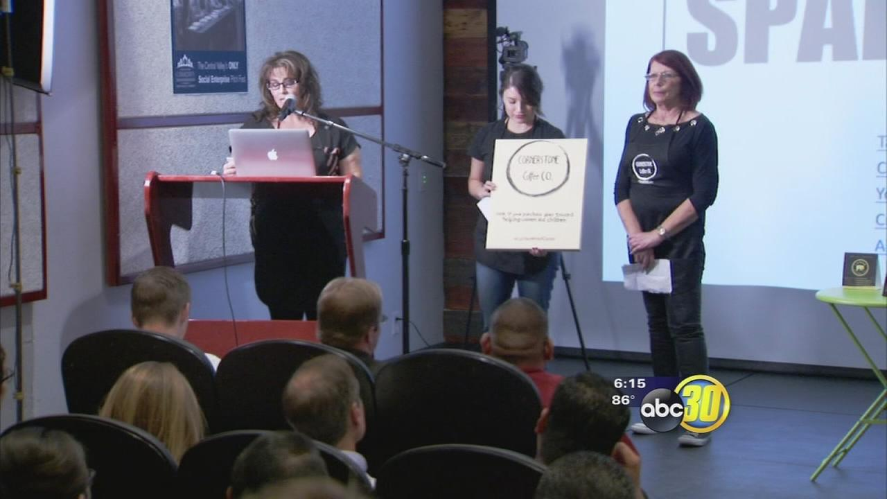 4th annual Spark Tank helping local start-ups give back to the community