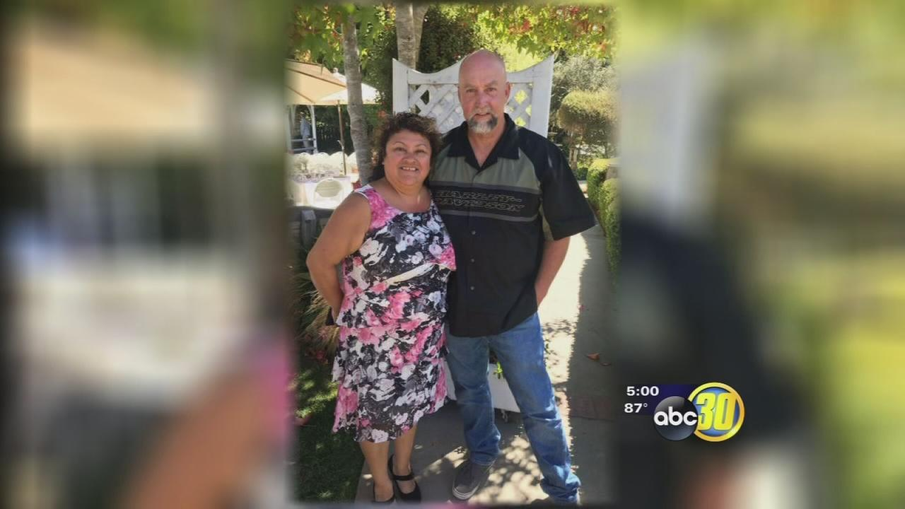 Friends mourn Clovis couple killed in motorcycle crash