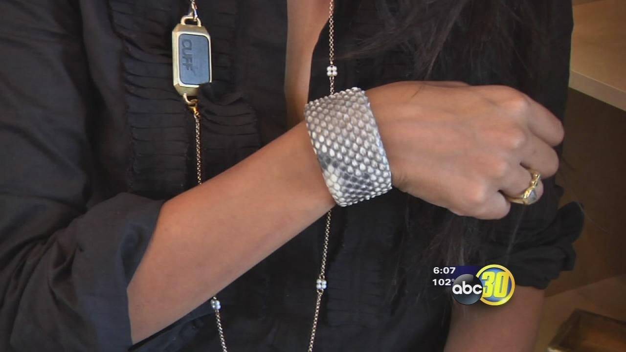 Fighting crime with jewelry