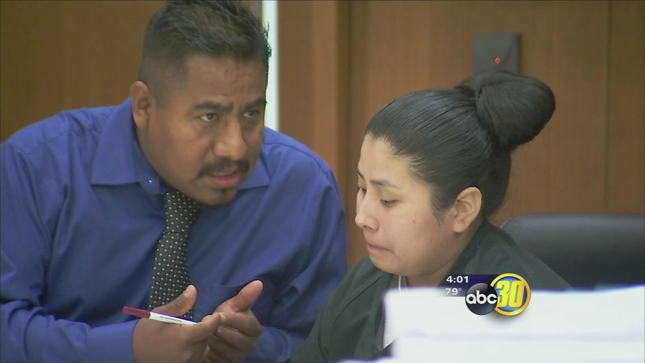 Gang raped teen sentenced to 10 years to life for killing newborn in Madera