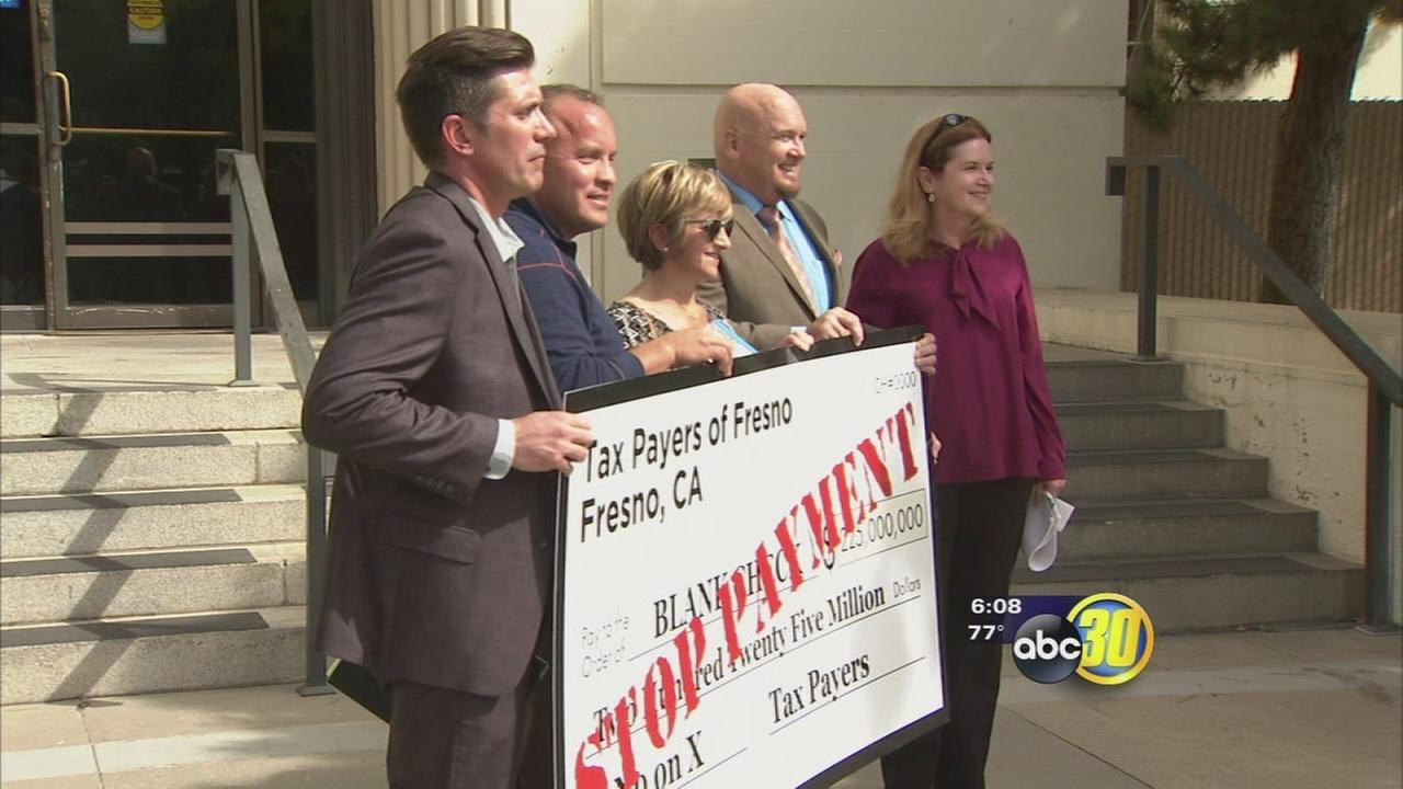 FUSD Superintendent continues to push bond measure despite opposition