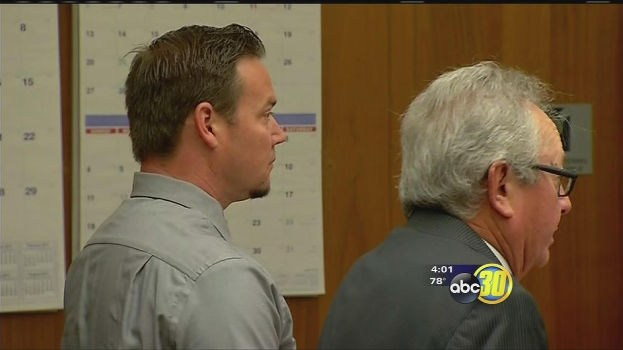 Cutler-Orosi teacher, Jason Whited, pleads not guilty to sex charges