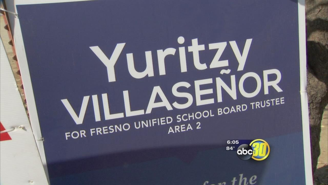 Voters in Fresno will be choosing two new faces for the Fresno Unified School Board
