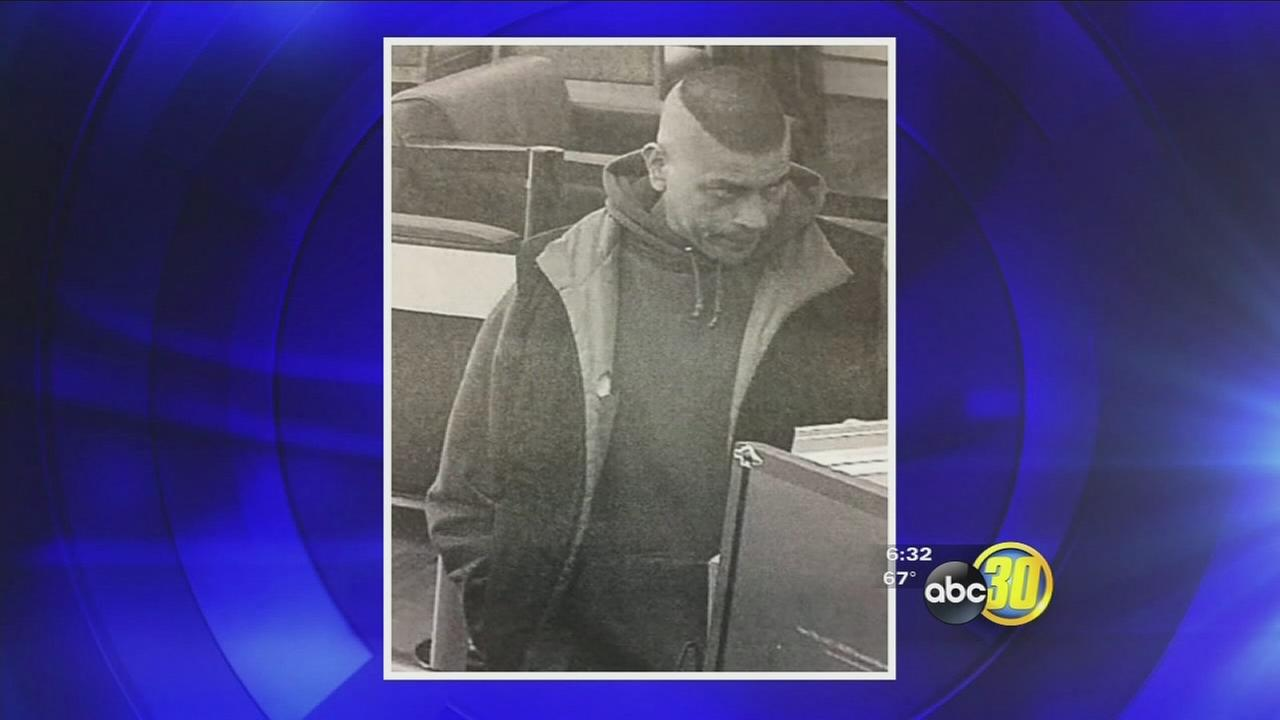 Man arrested for robbing Bank of the West in Orosi