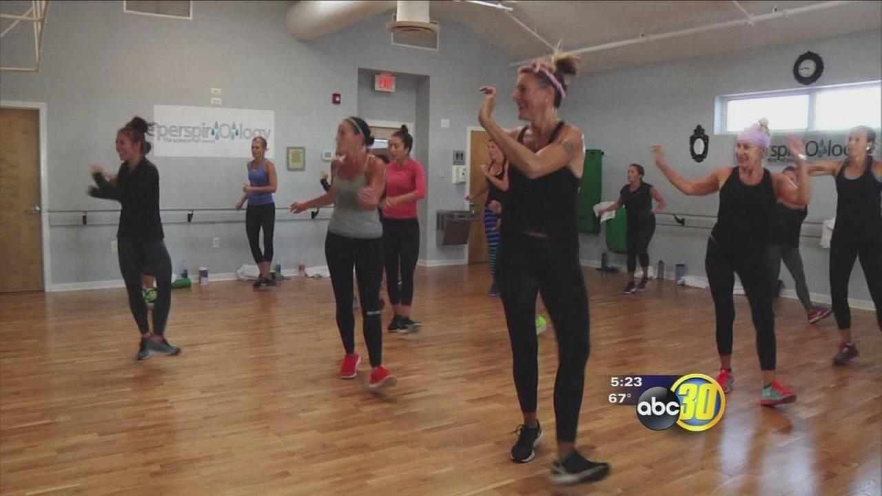 Songs from Broadway helping people get into shape
