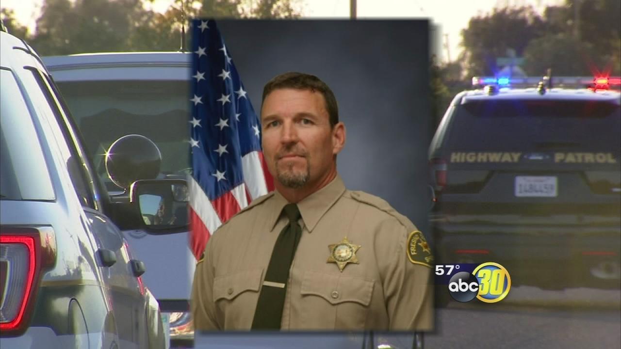Fresno County Sheriffs deputy identified killed in accidental shooting