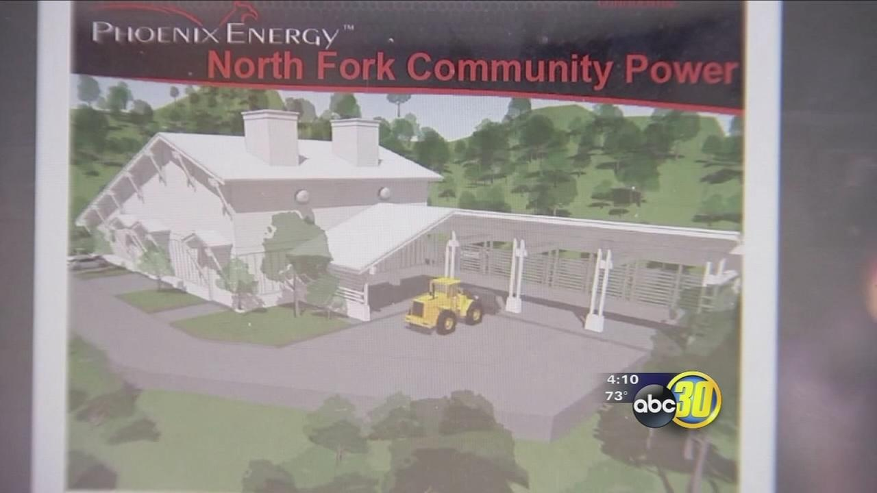 Ground broken on new power plant in Madera County
