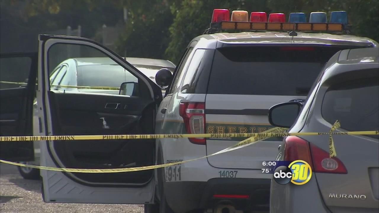 Fresno County Sheriffs deputy accidentally shoots self in Southeast Fresno