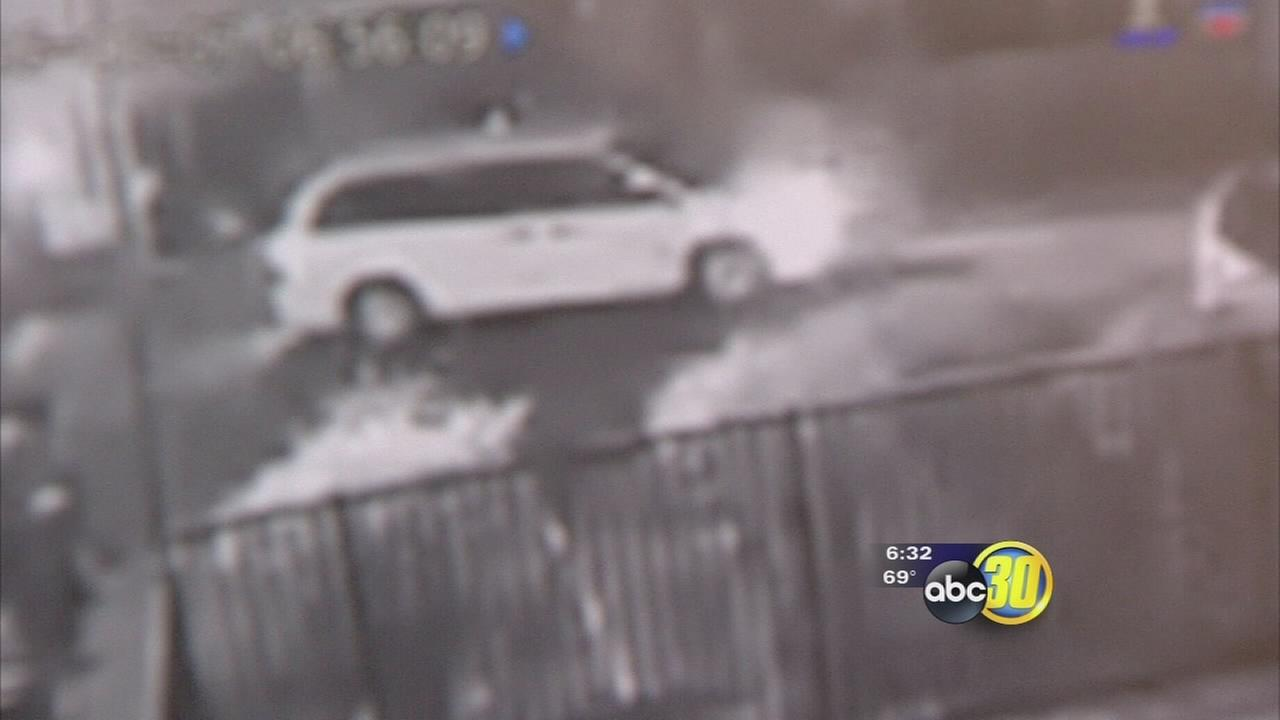 110716-kfsn-6pm-car-theft-vid