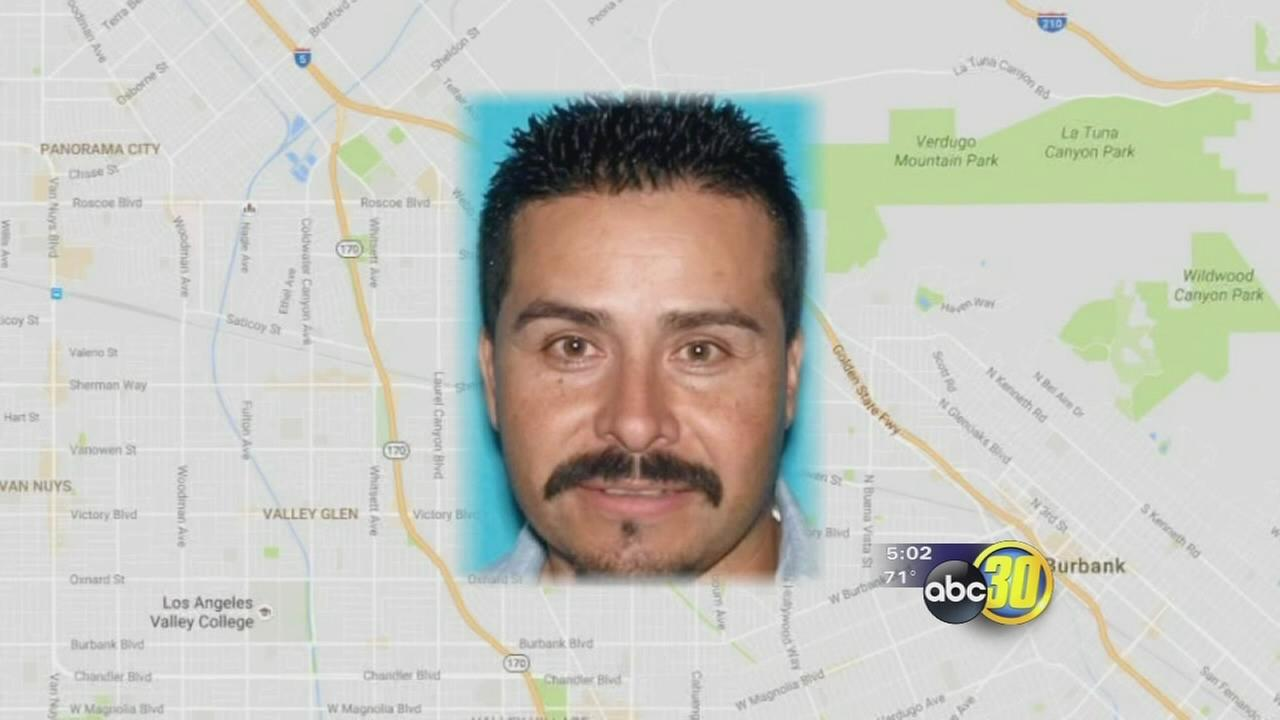 Police intensify search in Southern California for Avenal double homicide suspect