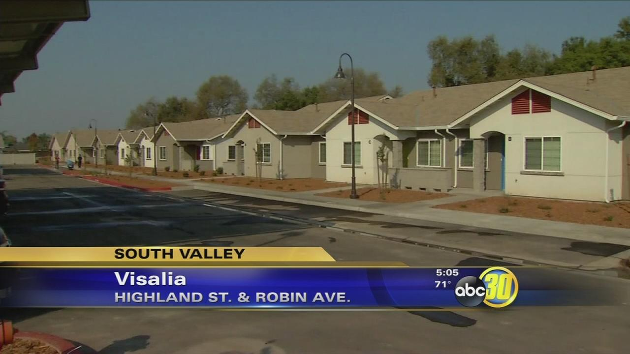 New affordable apartment rental complex opens its doors in North ...