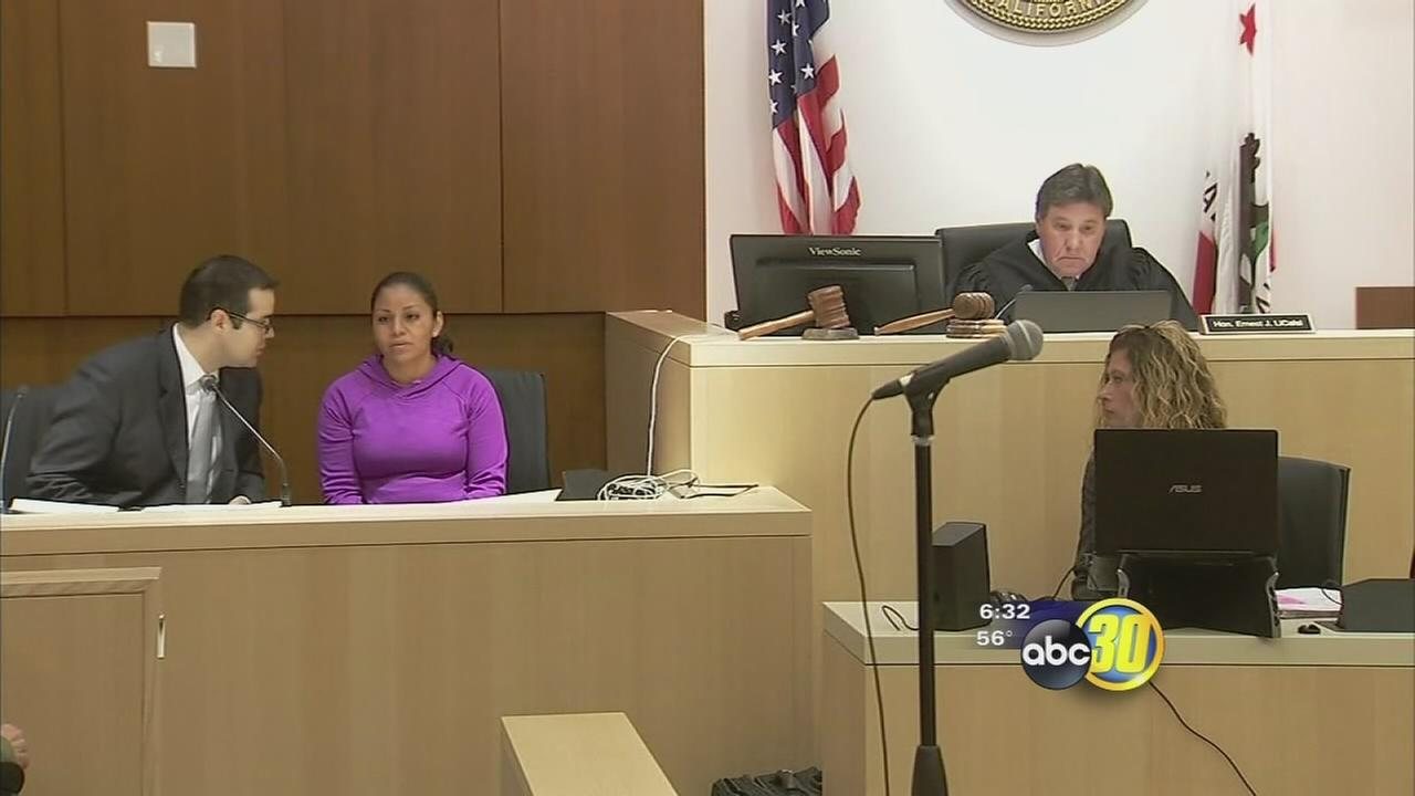 Madera mother takes stand against woman accused of shaking her baby boy