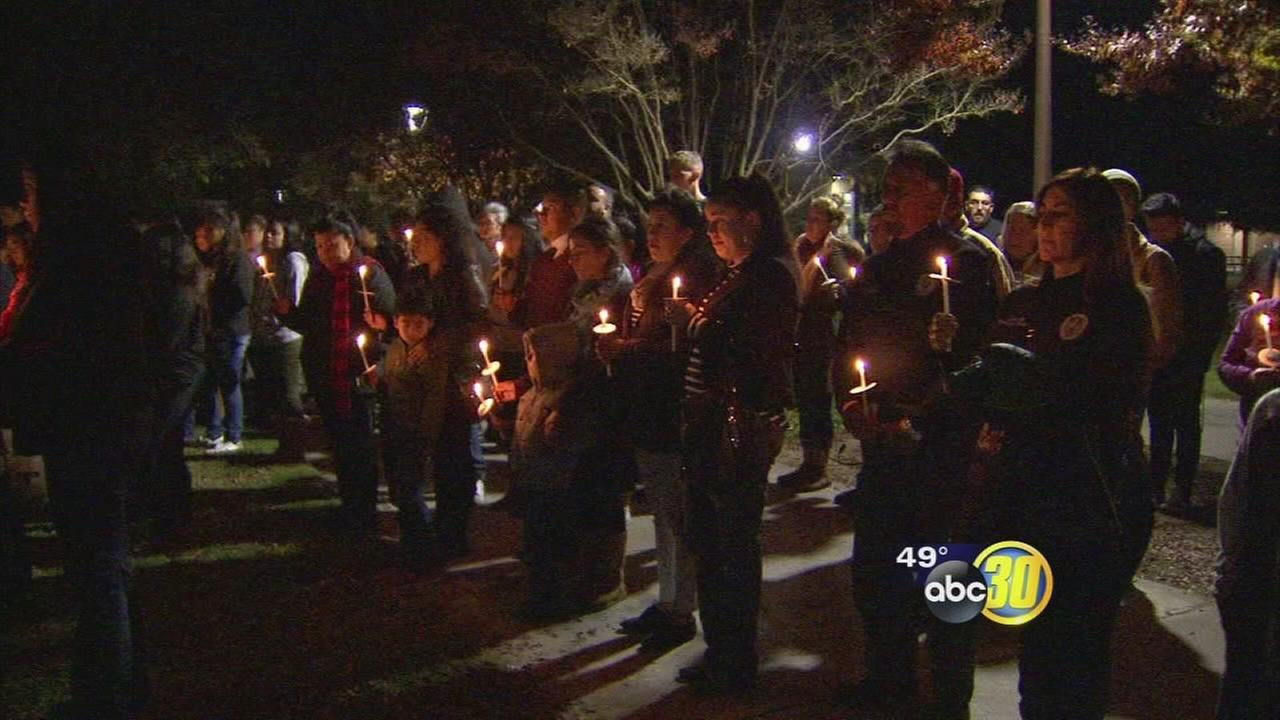 Classmates of Reedley teen killed in a car accident at Reedley College vow to keep friends memory alive