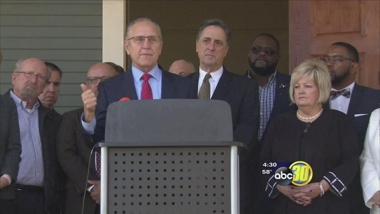 Fresno mayor-elect assembles transition team that will help him develop public policy
