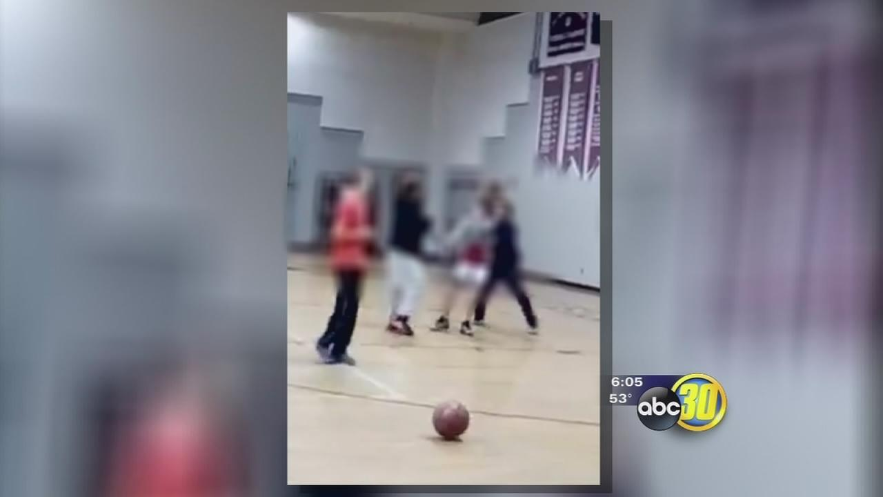 Fight at Fresno Christian spotlights bullying