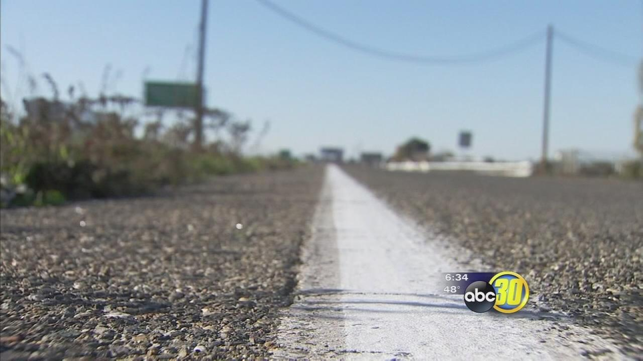 Two pedestrians dead in separate Merced County crashes