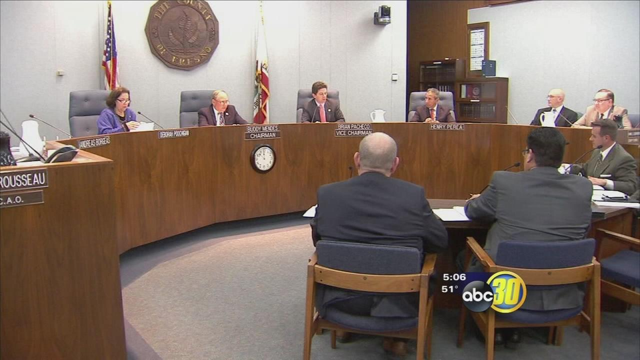 Fresno County leaders labeling marijuana a threat to public health and safety