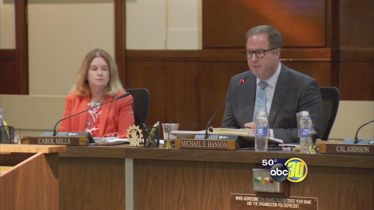 Fresno Unified board members mixed on Michael Hansons legacy