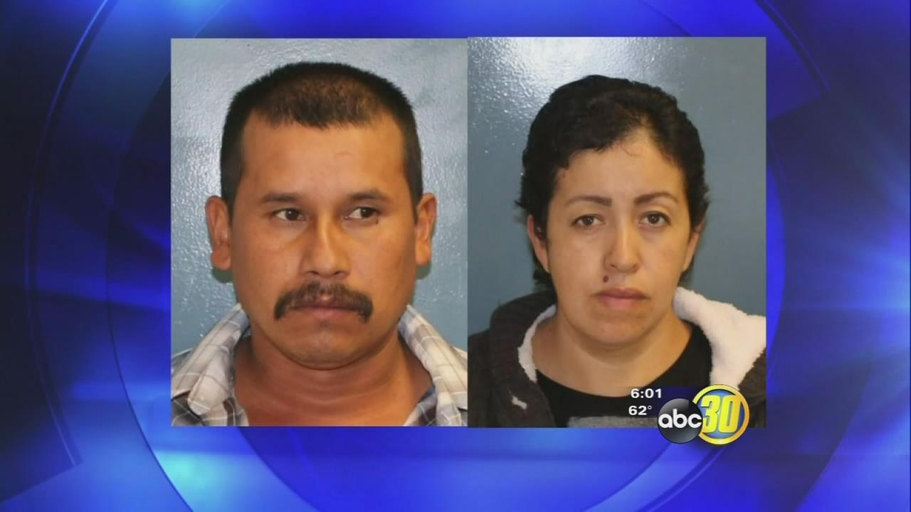 Couple charged with involvement in Cecilia Cabrera case make first court appearance