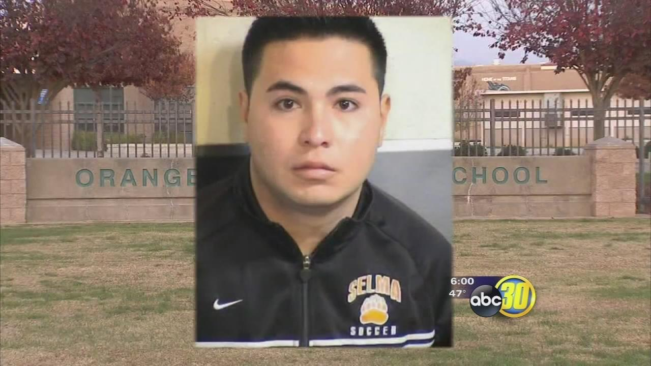 Orange Cove community shocked after high school teacher arrested for molesting student